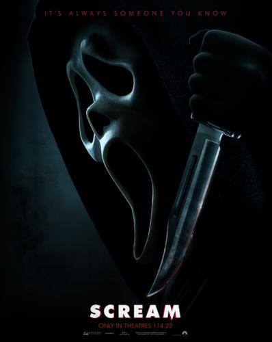 Scream starts Jan 14