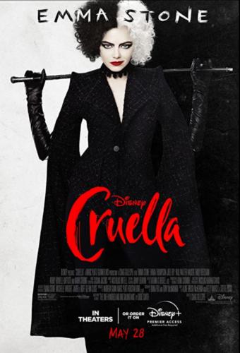 Cruella - PG13