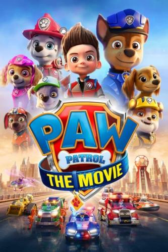 PAW Patrol The Movie - Rated G