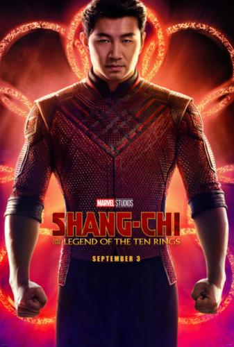 Shang-Chi starts Sept 3