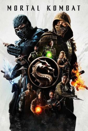Mortal Kombat - starts April 23rd